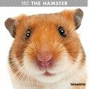 【6】2017年 国内版 THE HAMSTER 壁掛け カレンダー シール付き(2016年9月から17年12月) ハムスター ザ・ハムスター ザハムスター