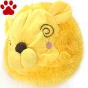 【30】 ペッツルート 超でっかいズーズー ライオン 小型犬用 おもちゃ ぬいぐるみ カラカラ鳴ります。