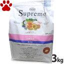【31】 [正規品]  シュプレモ 小型犬用(体重4kg以上) 成犬用 小粒 3kg ニュートロ ドッグフード ホリスティックフード