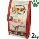 【21】 [正規品]  ナチュラルチョイス 室内猫用 エイジングケア チキン 2kg ニュートロ シニア 高齢猫用(7歳以上) キャットフード