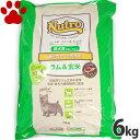 【62】 [正規品]  ナチュラルチョイス プロテイン 超小型犬用/小型犬用 成犬用 ラム&玄米 6kg ニュートロ ドッグフード