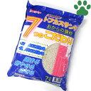 【35】 トフカスサンド 7リットル トフカス おからの猫砂 流せる ネコ砂 クリーンビート