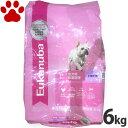 【62】 [正規品] ユーカヌバ 体重管理用 成犬用(1〜6歳) 小型犬用 超小粒 6kg ライト ドッグフード ユカヌバ