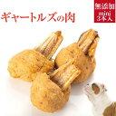 犬・手作りご飯(犬用 ギャートルズの肉 ミニ 3本入)無添加 国産【冷凍】