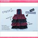 ルイスドッグ LouisDog Check Plz Dress【RCP】【HLS_DU】