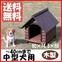最大500円OFFクーポン配布中!ログ犬舎 LGK-600 ...