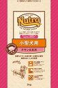 【期間限定】ナチュラルチョイス 小型犬用 シニア犬用(エイジングケア) 7歳以上 チキン&玄米 3kg[AA]【D】[ニュートロ nutro natural choice ドッグフード シニア]