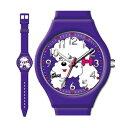 【送料無料】【時計】マイファミリー 腕時計 プードル(ホワイト)【犬 ウォッチ】ファンタジーワールド MFW20WHITE【TC】[TP]