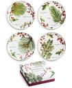 ROSANNA・ロザンナ洋食器 おしゃれ かわいい 可愛い 引出物 引き出物 結婚祝い 内祝い お返し ギフト セット 贈り物 贈答品 皿 プレート 花柄 取り皿 パーティー ボタニカル お正月