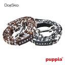 犬用 胴輪 レオパードリード:Mサイズ LEONARD LEAD PUPPIA パピア ペット ドッグ