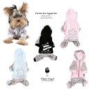 犬用つなぎ I'm Your Star Jogging Suit:XS?XLサイズ【PUPPYANGEL☆パピーエンジェル】 【犬 服 洋服 犬服 犬の服 犬の洋服 ドッグウェア】【10P28Mar14】【140405coupon300】