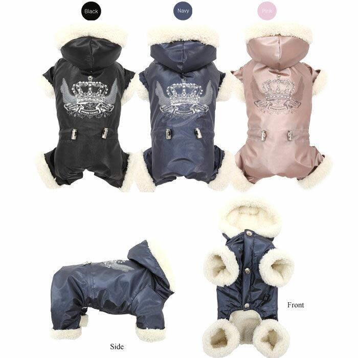 PAナバルパデッドボディスーツ(つなぎ):S,SM,M,L,XL Puppy Angel NEVAL Padded Bodysuit 送料無料 PUPPYANGEL パピーエンジェル pa-ow214 犬 服 洋服 犬服 犬の服 犬の洋服 ドッグウェア 犬用 トレンドのメタリックパール地にPAオリジナルプリントでおしゃれなボディスーツ(オールインワン)♪全5サイズ(S~XL)!