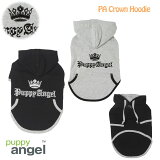 【半价以下!52%OFF】PA Crown Hoodie★S?XL【PUPPYANGELpuppy天使】【狗衣服西服狗衣服狗的衣服狗的西服狗服装】【廉售sale 特价库存处分】【[【半額以下!52%OFF】PA Crown Hoodie★S?XL【PUPPYANGEL☆パピーエン