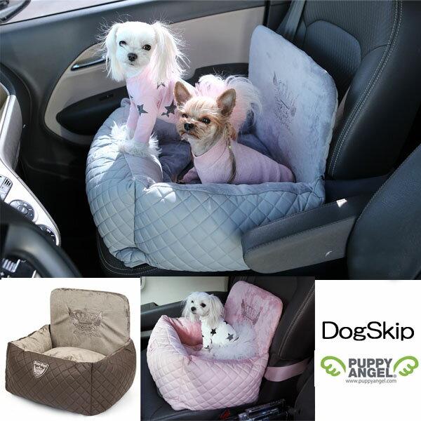 犬用 PAアンジョーネドライビングキット 車用ベッド 車載用:Mサイズ 送料無料 パピーエンジェル PUPPYANGEL ペット用 ドッグ 犬用 Mサイズ
