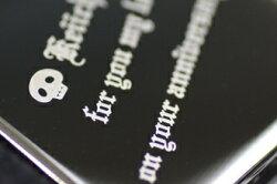 Zippoライター一番人気のNo.150ブラックアイスレーザー加工オーダーメイド【記念日】【男性に】【父の日プレゼント】【オリジナル】【楽ギフ_名入れ】
