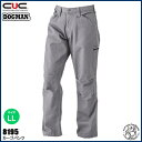 中国産業(CUC) カーゴパンツ サイズ:LL  26.シルバー | 作業服 作業着 ドッグマン DOGMAN