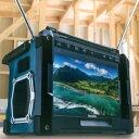 マキタ 充電式ラジオ付きテレビ [ TV100 ] 18V・14.4V・10.8V本体のみ