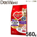 日本ペットフード ビューティープロ 猫下部尿路の健康維持 11歳以上 560g [2885]