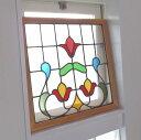 美术, 美术品, 古董, 民间工艺品 - アンティーク 建具 ステンドグラス イギリス 窓 ガラス 明かりとり 採光 教会 チャペル
