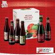 【送料無料】【ベルギービール】【ギフトセット】フルーツビールギフト(6本入り)【FB6】【フルーツビール】