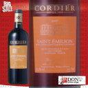 【赤ワイン】コーディア サンテミリオン フランス 赤ワイン 750ml
