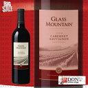 【赤ワイン】グラスマウンテン カベルネ・ソーヴィニヨン アメリカ 赤ワイン 750ml