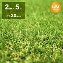 人工芝 ロール 2m×5m 芝丈20mm 送料無料 人工芝 芝生マット 人工芝生 人工芝マット 人