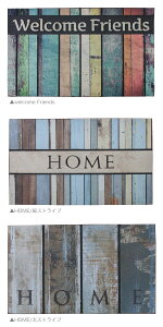 ������̵���ۥɥ��ޥå�(welcome/HOME��/HOME��)���إޥåȲ����������Ⲱ��Ĺ����ͳѥ���ȥ�ޥåȥ���ȥ����ƥꥢ���ߥޥåȸ��إ������������76×46cm���襤������ץ�ѻ��������뻨�ߥ��ȥ饤�ץ�������å���