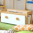 【送料無料】na KIDS(ネイキッズ) BOXテーブル子供用テーブルと収納BOXがセットに。キッズテーブル キッズデスク デスク テーブル 木製 キッズ 家具 インテリア 収納付 ナチュラル