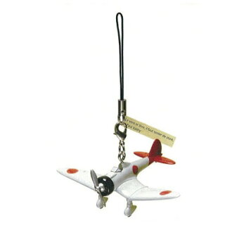 nine try single seat fighters air plane Burarin ornament [studio ghibli] [Ghibli-goods]