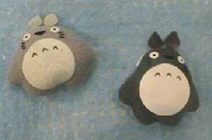 Magnet My Neighbor Totoro [re-My Neighbor Totoro studio jib]