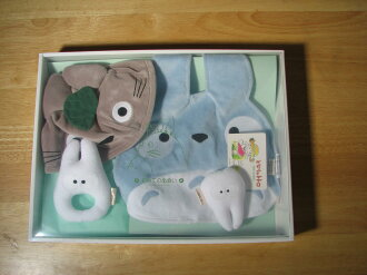 My Neighbor Totoro baby gift set 5B Hat set k-1734-5000 fs3gm