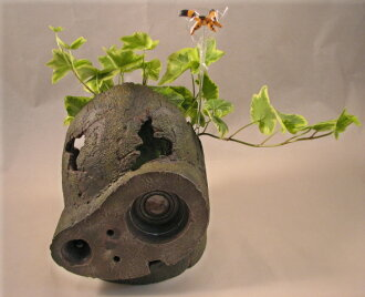 [Stajio Ghibli] Laputa: Cstle in The Sky Planter Robot Soldier