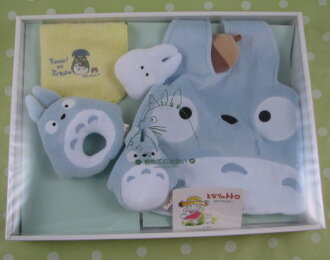 Next to my Neighbor Totoro baby gift set 5A whistle with Totoro K-1737-5000fs2gmfs3gm