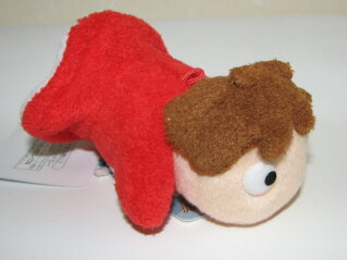 Ponyo on the Cliff by the Sea Mascot