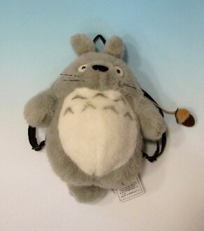 Next to my Neighbor Totoro plush backpack big Totoro big fs3gm