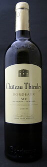 Chateau テューレイ Blanc Chateau Thieuley Blanc