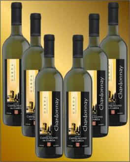 Cantina カステルヌォーヴォ del Garda Chardonnay CHARDONNAY (CANTINA CASTELNUOVO DEL GARDA )