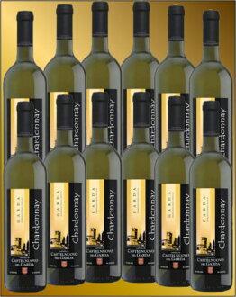 Cantina カステルヌォーヴォ del Garda Chardonnay CHARDONNAY (CANTINA CASTELNUOVO DEL GARDA ) 2011