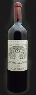 Chateau ラ ラギューン[2000]Medoc Grand cru クラッセ, the third grade rating Chateau La Lagune [2000]