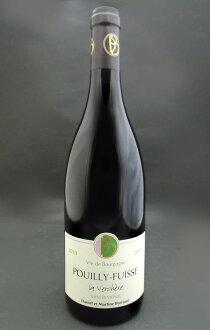 Pouilly expected la ヴェルシェール vieilles Vignes et-マルチヌ-BARROW, Daniel-Pouilly Fuisse La Verchere Vieilles Vignes (Daniel et Martine Barraud )