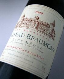 ����ȡ����ܡ����塦�֥른���[2000]ChateauBeaumontCruBourgeois[2000]���֥磻���