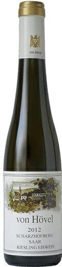 シャルツホフベルク Riesling Icewine 375 ml ( von ヘーフェル ) Scharzhofberg Riesling Eiswein 375ml (Von Hoevel)