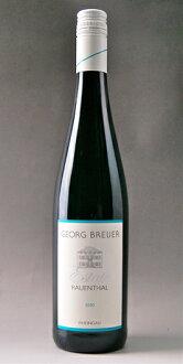 'Estate' ラウエン tar Riesling Q. b. A. grape (Georg Breuer) Rauenthal Riesling Q. b. A. trocken (Georg Breuer)