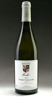 Hoover vaisaburgnder Q. b. A. grape [2011] (Bernhard Huber) Huber Weisserburgunder Q. b. A. trocken [2011] (Weingut Bernhard Huber)