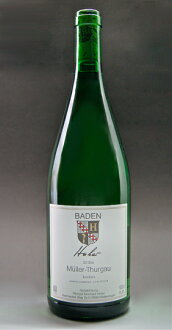 Hoover ミュラートゥルガウ Q. b. A. grape 1000 ml Bernhard Huber Huber Muller Thurgau Q.b.A trocken 1000ml (Weingut Bernhard Huber)