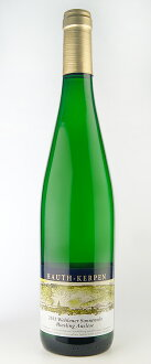 Verena ゾンネンウーア Riesling Auslese ( E H ケアペン ) Wehlener Sonnenuhr Riesling Auslese (Eduard Hauth Kerpen)