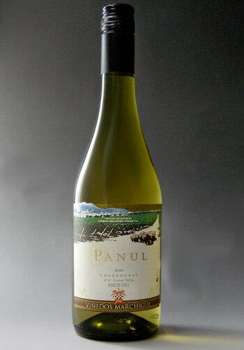 Panel Chardonnay (エラスリス-オバリェ) Panul Chardonnay (Vinedos Errazuriz Ovalle S.)