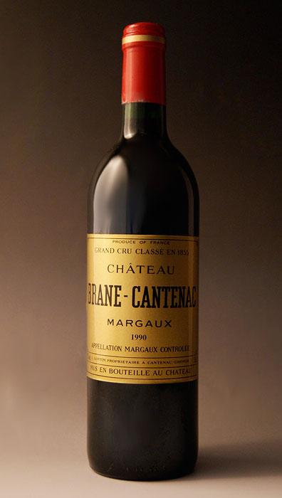Chateau ブラーヌ Kant Nac [1990] Chateau Brane Cantenac [1990] 超希少古酒