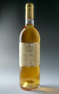 Chateau スデュイロー [1988] AOC Sauternes Premier Grand Cru Classe rating class 1 Chateau Suduiraut [1988] AOC Sauternes, 1er Grand Cru Classe